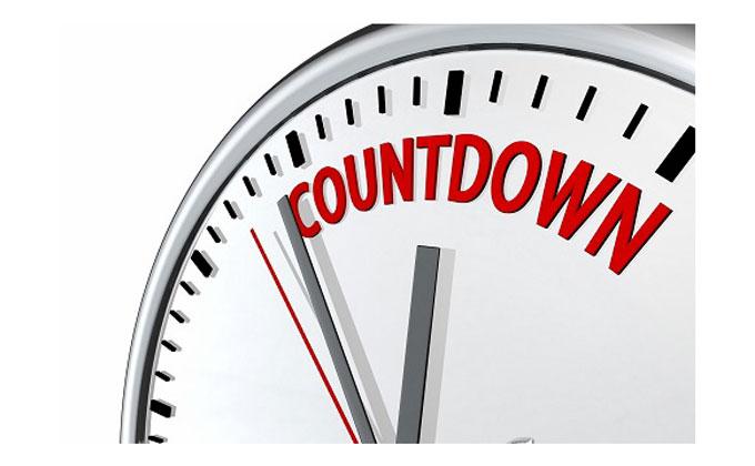 countdown - Count Down To Kindergarten