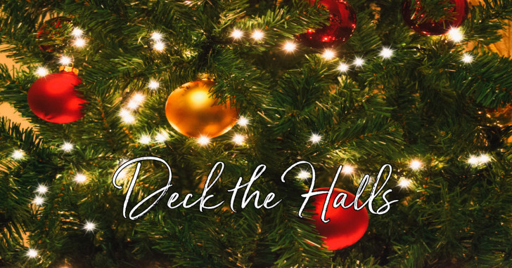Deck the Halls, New Year, Christmas, Randolph Business Resources, outsourcing, bookkeeping