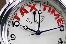 filing taxes, tax time, April 15th, Randolph Business Resources